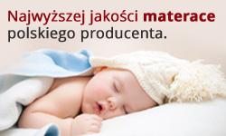 Materace dla dzieci - polski producent
