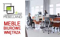 Meble biurowe wrocław - MebelLand 4space