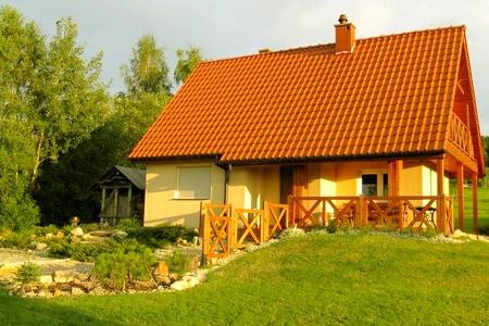 Domki w Sulistrowicach